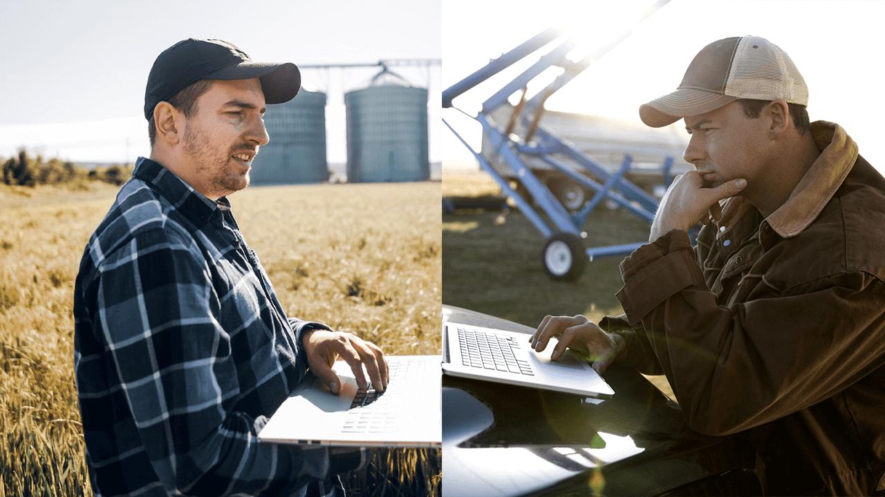 Reach more farmers